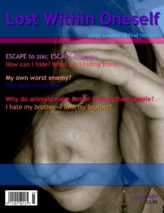 Magazine Cover Example;
