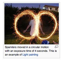 http://en.wikipedia.org/wiki/Shutter_speed