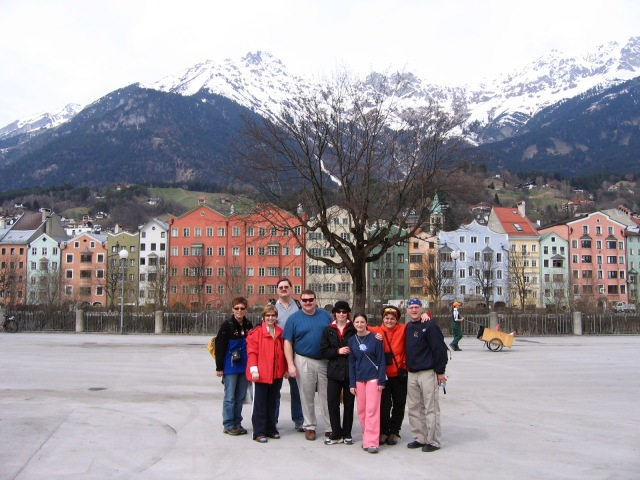 Innsbruk, Austria Chaperones Photo
