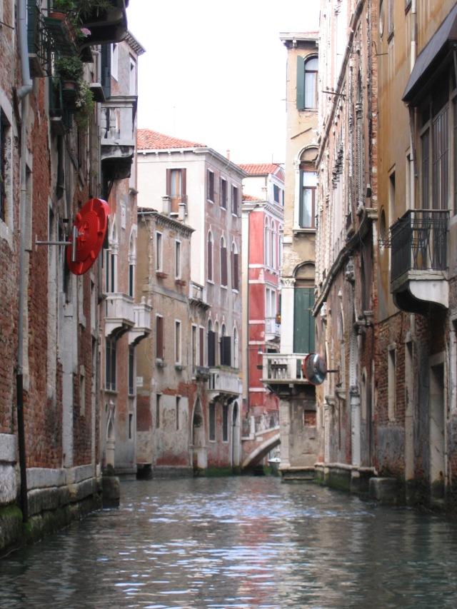 Venice, Back Alley