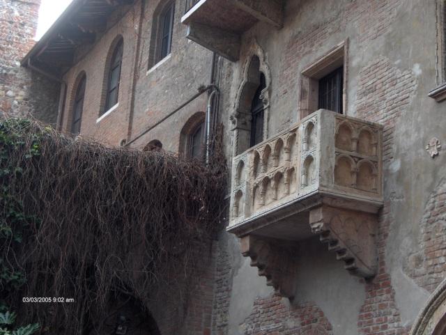 Verona Juliets Balcony