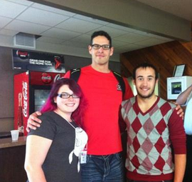 Bro and Sis with Dallas Soonias! @soonias