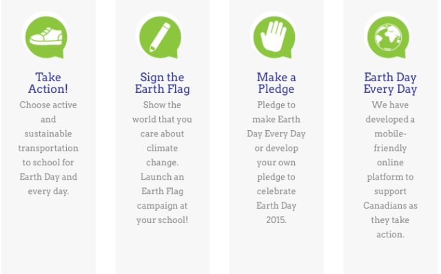 How are we going to celebrate EARTH DAY!?