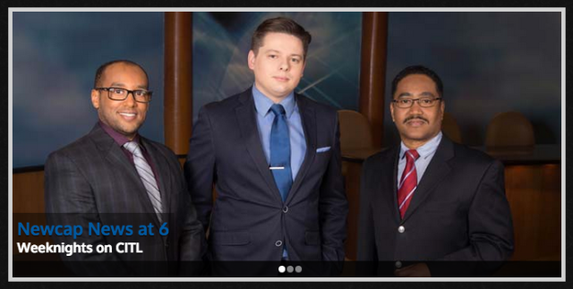 Here are just some of the personalities we may meet. This photo was taken from the Newcap TV website.